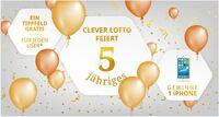 Clever Lotto feiert fünfjähriges Jubiläum