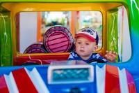 Rücksitzspiegel für Babys auch für ältere Kinder empfehlenswert