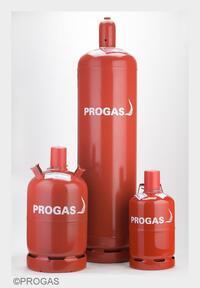 Vielseitiges Flaschengas
