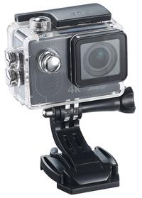4K-Action-Cam DV-4017.WiFi, 16-MP-Sony-Sensor, 24 fps, IP68, Zubehör