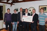 SV Aubing e.V. freut sich über 2.500 Euro