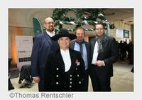 Neues Holiday Inn in Frankfurt Gateway Gardens feiert Richtfest